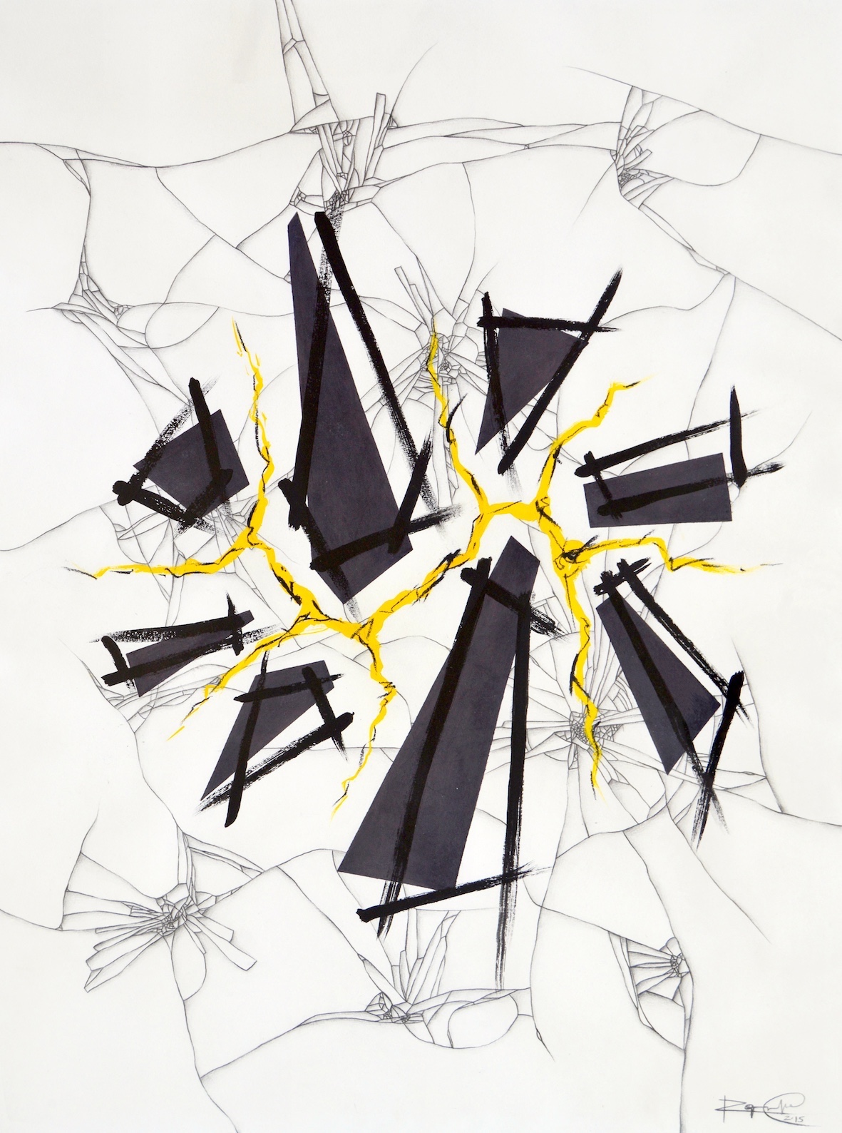 :krakt: black and yellow